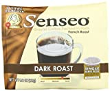 Senseo Coffee Pods, Dark Roast,18 Count (Pack of 6)