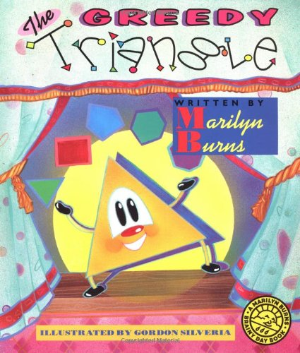 The Greedy Triangle (Brainy Day Books) front-771302