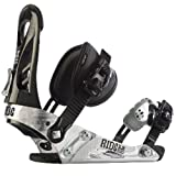 Ride LX Snowboard Bindings Chrome Size Medium