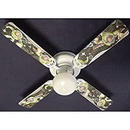 Ceiling Fan Designers Ceiling Fan, Buzz Lightyear, 42\