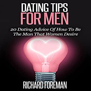 Dating Tips for Men Audiobook