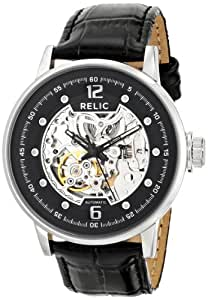 Relic Men's ZR77224 Automatic Silvertone Watch