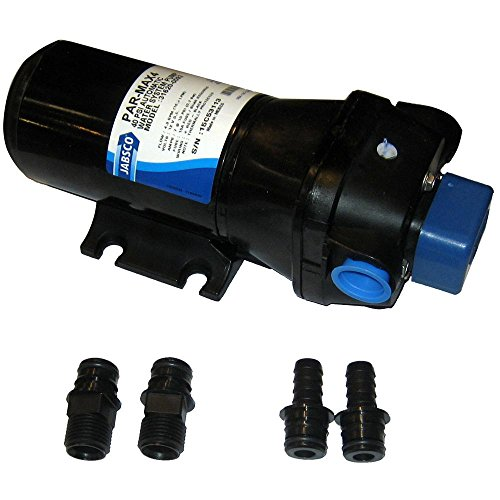 JABSCO 31620-0092 / Jabsco PAR-Max 4 High Pressure Water Pump - 4 Outlet