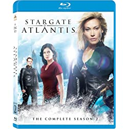 Stargate Atlantis: Season 2 [Blu-ray]