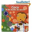 Coco et les Bulles de savon (1 livre + 1 CD audio)