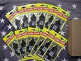 ブラックアイス Little Trees エアフレッシュナー12個セット /リトルツリー・エアフレ
