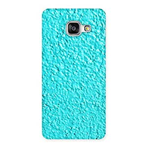 Adorable Teal Back Case Cover for Galaxy A3 2016