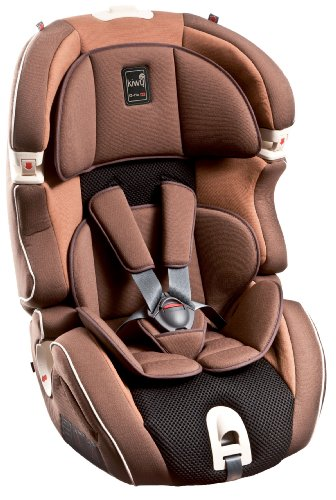 preisvergleich und test kiwy 14103kw02b kinderautositz gruppe 1 2 3 mit isofix 9 36 kg moka. Black Bedroom Furniture Sets. Home Design Ideas