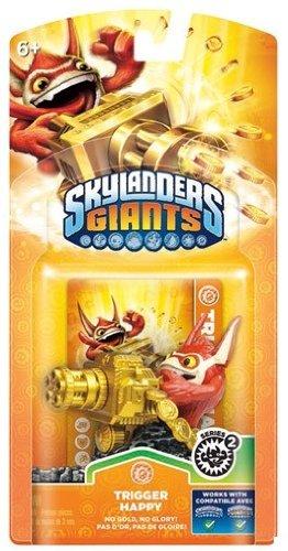 Trigger Happy - Skylanders: Giants Single Character