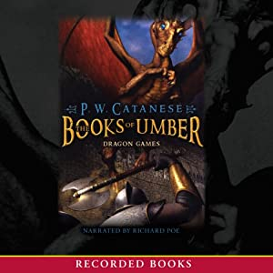 Dragon Games Audiobook