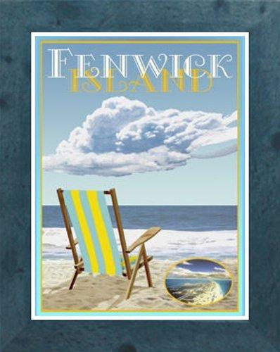 Vintage Beach Chairs 9497
