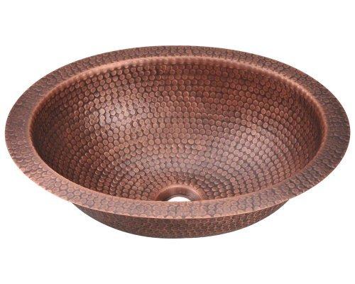 MR Direct 909 Single Bowl Oval Copper Sink by MR Direct (Mr Direct 909 Copper compare prices)