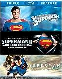 Superman The Movie/Superman II: /Superman Returns [Blu-ray]