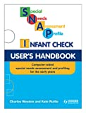 Charles Weedon SNAP Infant Check User's Handbook (Special Needs Assessment Profile)