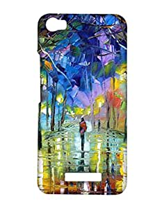 Crackndeal Back Cover for Lava Iris X8