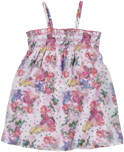 Juicy Couture Little Girls' Dress (Toddler/Kid) - Floral - 6X