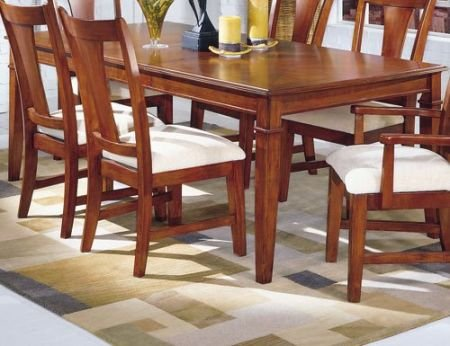 Buy Low Price Emerald Furniture Central Park Dining Table Emerald D280 10 Table B005lwpidg