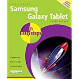 Samsung Galaxy Tablet in easy steps: For Tab 2 and Tab 3 - covers Android Jelly Bean by Nick Vandome  (Jul 25, 2014)