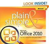 Microsoft� Office 2010 Plain & Simple