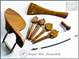 Otto Tempel オットーテンペル 最高級フィッティング一式 バイオリン用 4/4サイズ
