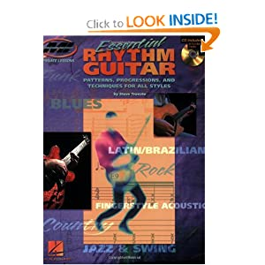 Essential Rhythm Guitar - Steve Trovato