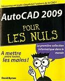 echange, troc David Byrnes - AutoCAD 2009 pour les Nuls
