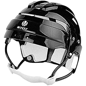 Click here to buy Mylec Helmet with Chinstrap by Mylec.