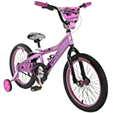 Mongoose Lark Girls' Bike (18-Inch Wheels) by Mongoose