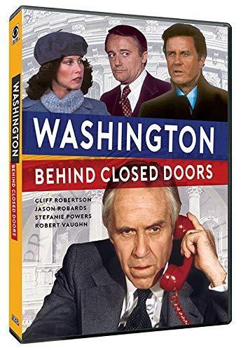 DVD : Washington: Behind Closed Doors (3 Discos)