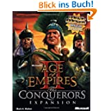 Microsoft Age of Empires II. The Conqueror's Expansion. Inside Moves - Official Tips and Strategies from the Source...
