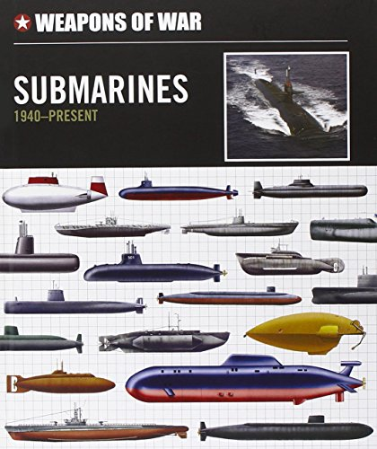 Weapons of War Submarines 1940-Present (Weapon Engineering compare prices)