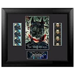 Filmcells Batman The Dark Knight Double Framed Art, S6