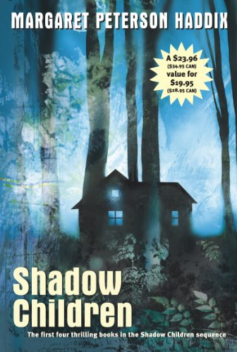 Shadow Children Boxed Set: Among the Hidden, Among the Impostors, Among the Betrayed, and Among the Barons book cover