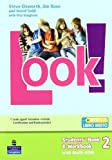 Look! Student's book-Workbook-Look again. Con espansione online. Per la Scuola media. Con Multi-ROM: 2