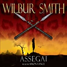 Assegai: Courtney 3, Book 5 Audiobook by Wilbur Smith Narrated by Simon Vance