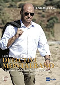 Detective Montalbano: Episodes 23 & 24 [Import]