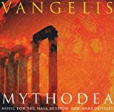 Vangelis: Mythodea (Music for the NASA Mission: 2001 Mars Odyssey) by Vangelis (2001-09-17)
