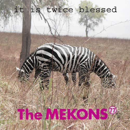 CD : The MEKONS 77 - It Is Twice Blessed (CD)