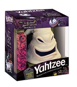 Nightmare Before Christmas Yahtzee: Oogie Boogie