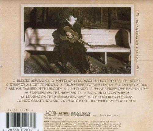 Alan Jackson - Precious Memories Lyrics