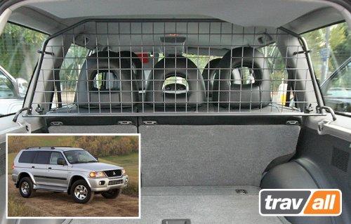 TRAVALL TDG1120 – Hundegitter Trenngitter Gepäckgitter