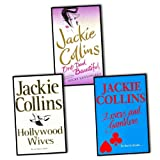 Jackie Collins Collection 3 Books Set Pack RRP �62.91 (Drop Dead Beautiful, Lovers and Gamblers, Hollywood Wives)by Jackie Collins