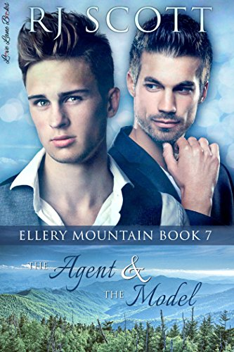 The Agent and the Model (Ellery Mountain Book 7), by RJ Scott