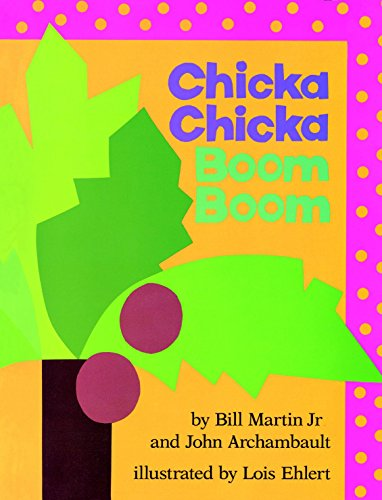 Childcraft 290125 Chicka Chicka Boom Boom Story/Song CD ... - photo#33