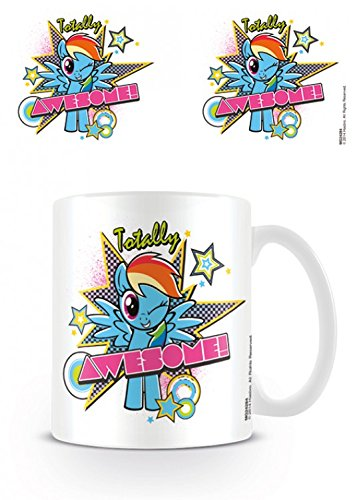 My Little Pony - Totally Awesome Tazza Da Caffè Mug (9 x 8cm)