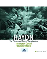 "Haydn: The ""Sturm & Drang"" Symphonies (6 CDs)"