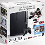 PS3 160GB w/NHL 11 and Infamous - Sta...