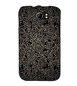 PRINTSWAG PATTERN Designer Back Cover Case for MICROMAX A110 CANVAS 2