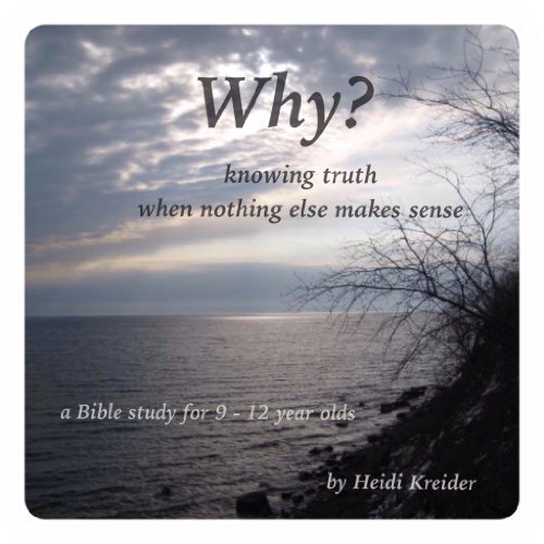 Why? a Bible study for 9-12 year olds