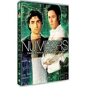 Numbers : L'intégrale saison 1 - Coffret 4 DVD